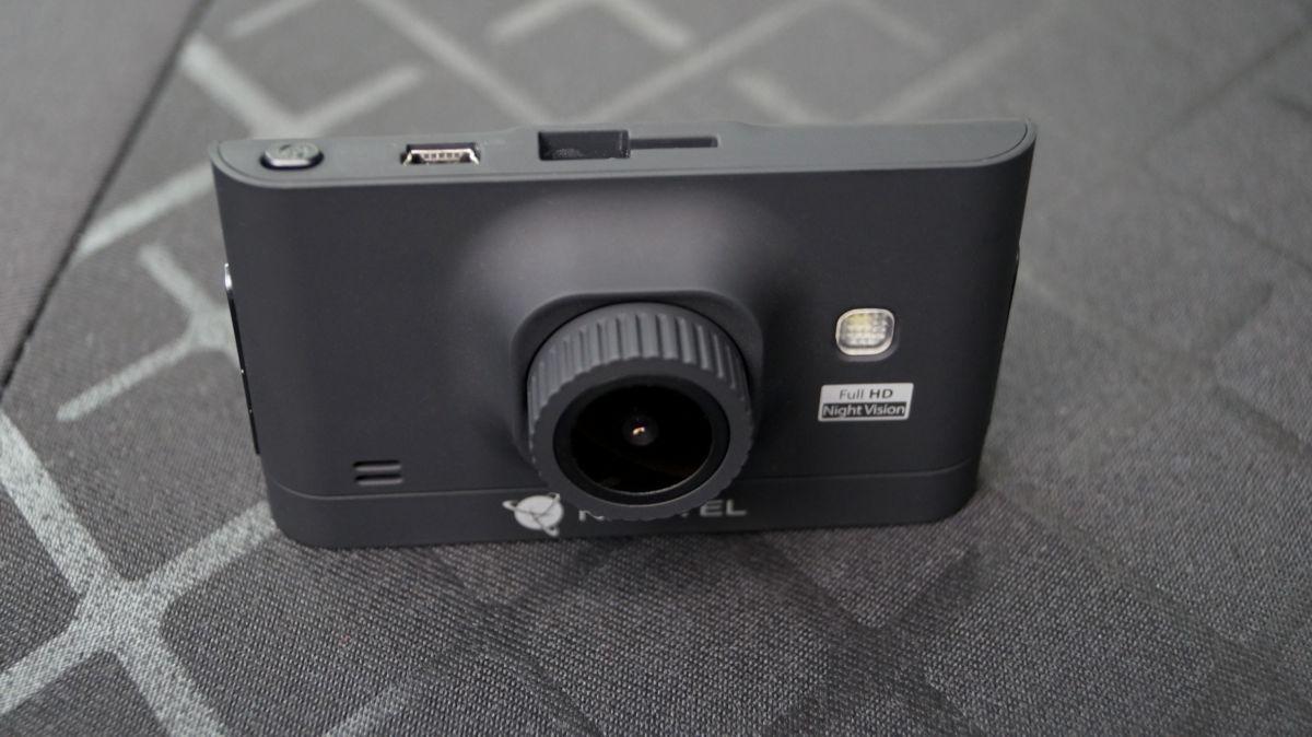 Тест видеорегистратора NAVITEL R400 NV: к ночной съемке готов