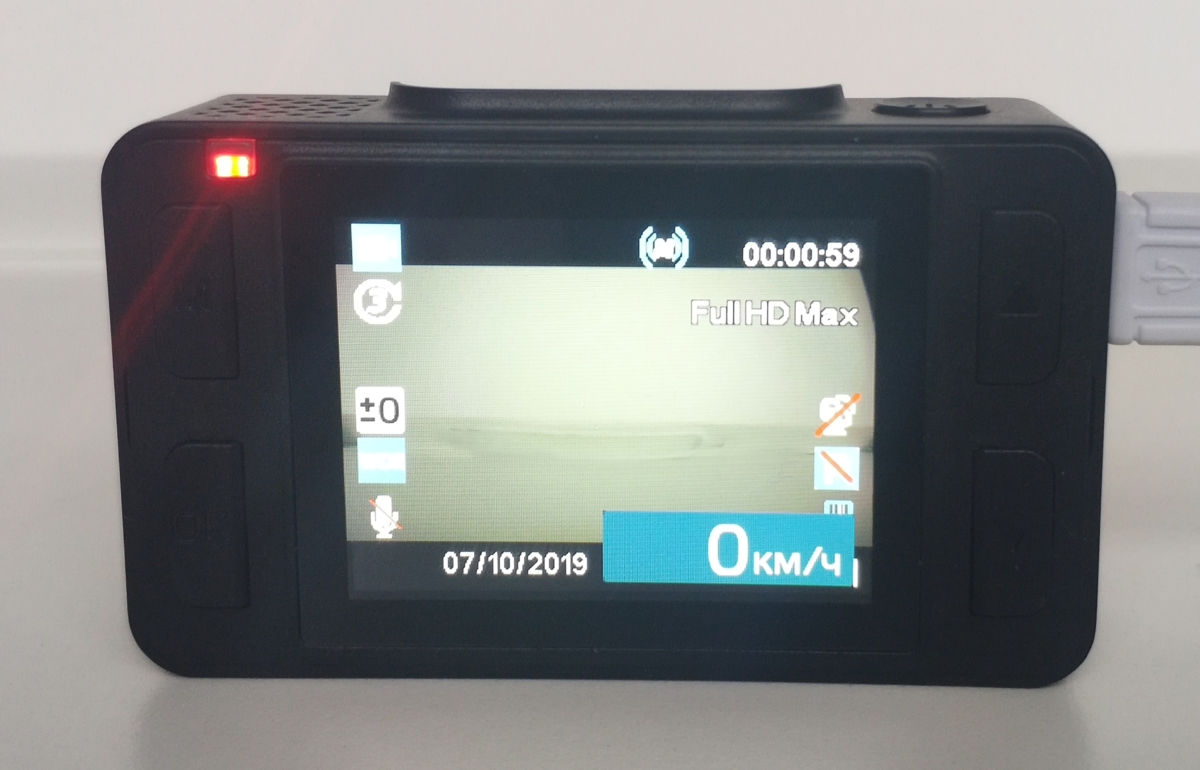 Обзор видеорегистратора Neoline G-TECH X74: видеть всё
