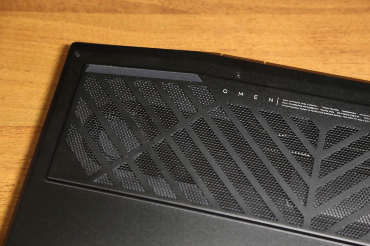 Обзор игрового ноутбука HP Omen 15-dh0003ur: с запасом на будущее