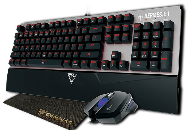 4 лучших комплекта клавиатура+мышь