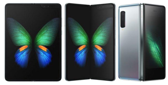 Россияне неожиданно раскупили все дорогущие смартфоны Samsung Galaxy Fold