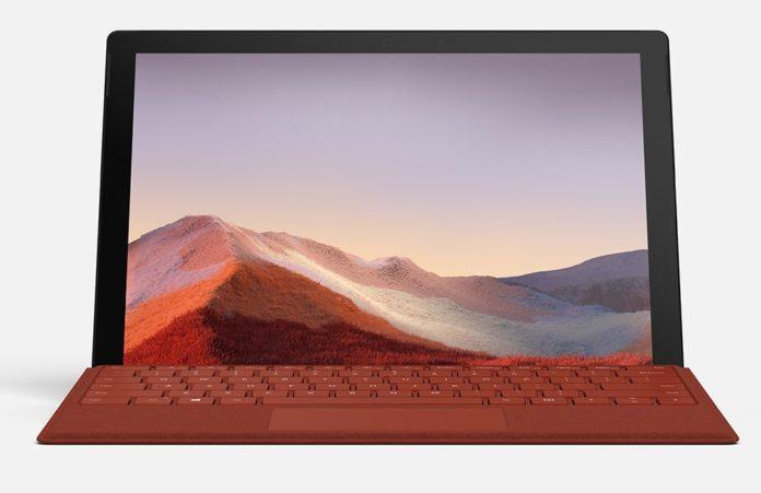 Microsoft избавила новый планшет Surface Pro 7 от раздражающей особенности