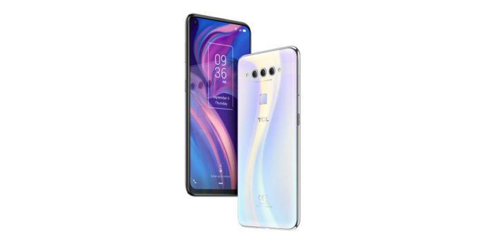 В России официально представлен первый смартфон нового китайского бренда
