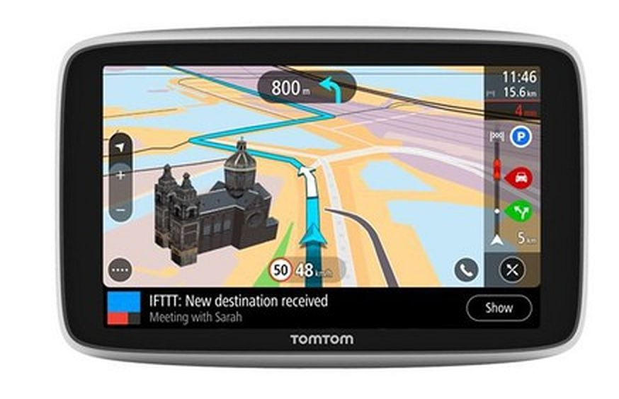 Тест навигатора TomTom Go Premium: совсем не дешевые премиум-функции