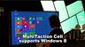 MultiTouch предлагает интерактивные мультитач-панели со встраиваемой версией Windows 8