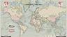 Создана карта подводных артерий Интернета