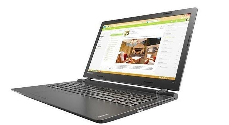 Тест ноутбука Lenovo IdeaPad 100-15IBY