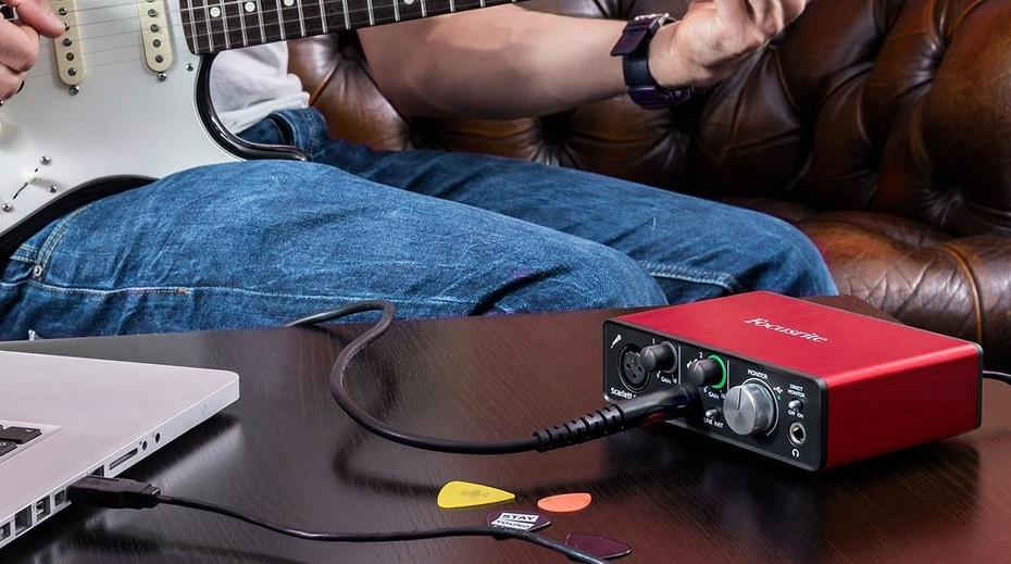 Как играть на гитаре через звуковую карту играть в игровые автоматы елена