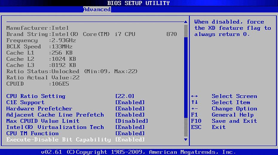Как попасть в BIOS Setup или UEFI материнской платы
