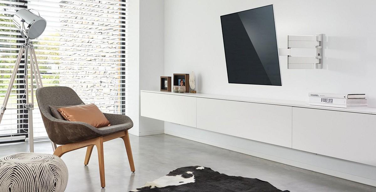 Как повесить телевизор на стену выбор крепление кронштейнов