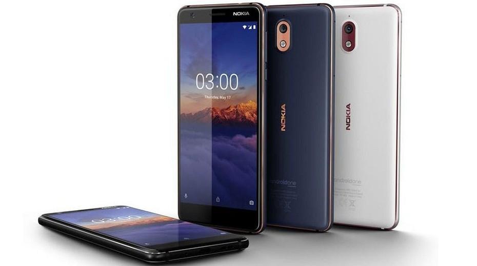 Nokia 3.1 Plus получает обновление до Android 10