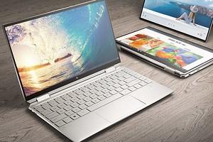 HP представила лёгкий, компактный и очень крутой ноутбук-трансформер с 4К