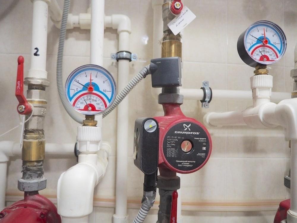 Рейтинг циркуляционных насосов для отопления
