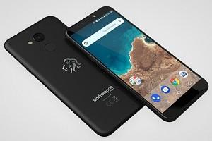 Представлен первый африканский смартфон