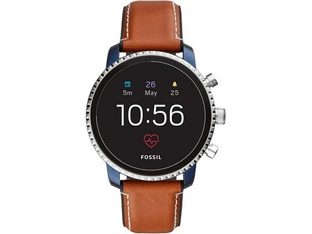 Fossil Q EXPLORIST HR - 4. GENERATION