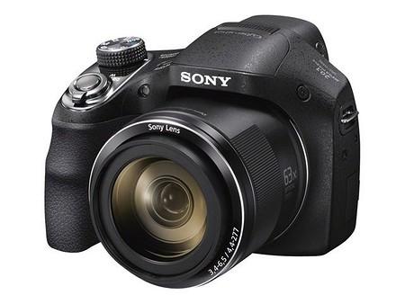 Sony Cyber-shot DSC-H400
