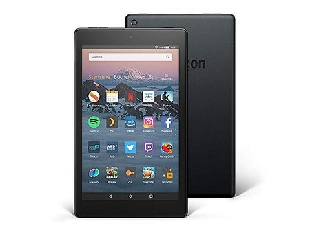 Amazon Fire HD 8 (KFKAWI 2018)