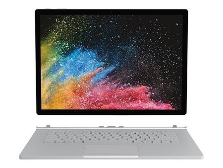 Microsoft Surface Book 2 15 (FUX-00004)