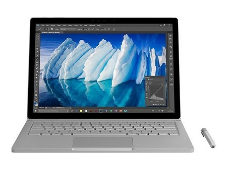 Microsoft Surface Book mit Performance Base (95F-00009)