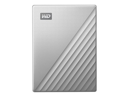 WD My Passport Ultra 4TB (WDBFTM0040BSL)