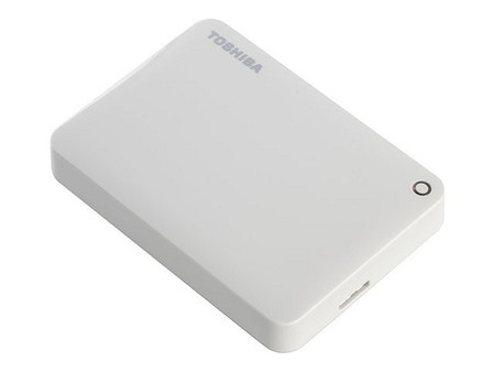 Toshiba Canvio Connect II 2TB (HDTC820EW3CA)