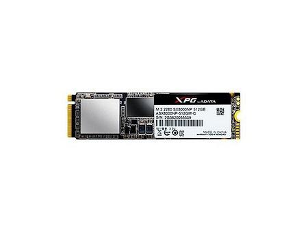 ADATA SX8000 512GB (ASX8000NP-512GM-C)
