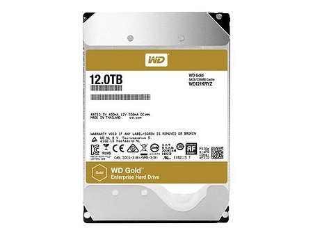 WD Gold 12TB (WD121KRYZ)