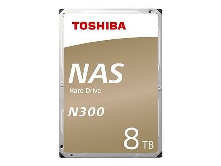 Toshiba N300 8TB (HDWN180EZSTA)