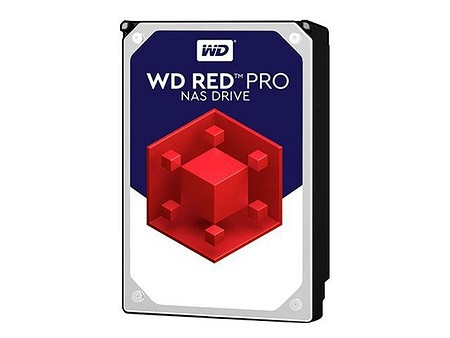 WD Red Pro 6TB (WD6001FFWX)