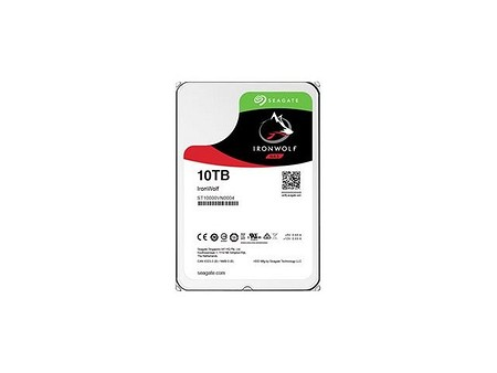 Seagate IronWolf 10TB (ST10000VN0004)