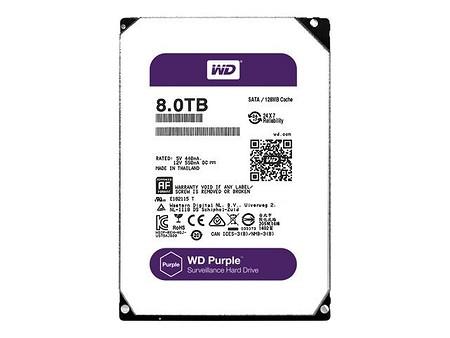 WD Purple 8TB (WD80PUZX)