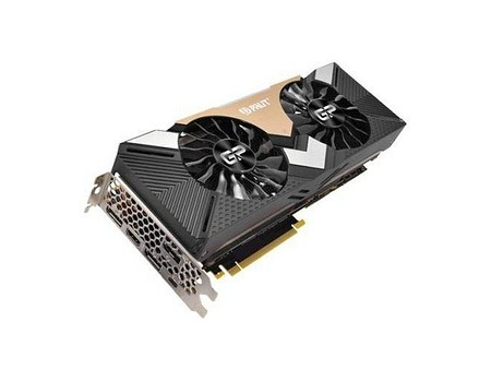 Palit GeForce RTX 2080 Ti Dual 11GB GDDR6