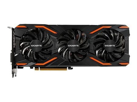 Gigabyte GeForce GTX 1080 Windforce OC 8GB GDDR5X