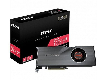 MSI Radeon RX 5700 XT 8GB GDDR6