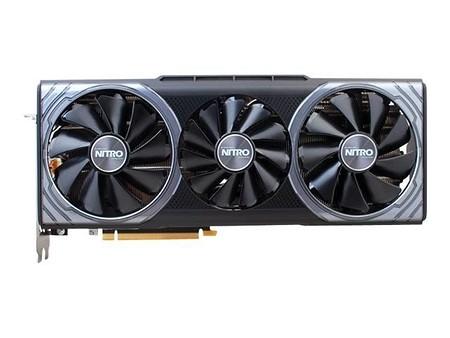 Sapphire Radeon RX Vega 64 Nitro+ 8GB HBM2
