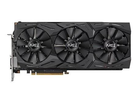 Asus AREZ Strix Radeon RX Vega 56 OC Gaming 8GB HBM2