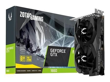 Zotac Gaming GeForce GTX 1660 Twin Fan 6GB GDDR5