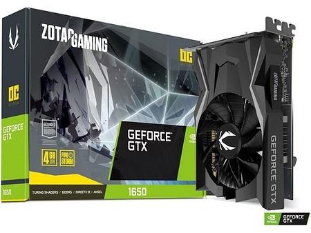 Zotac Gaming GeForce GTX 1650 OC 4GB GDDR5