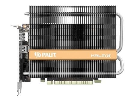 Palit GeForce GTX 1050 Ti KalmX 4GB GDDR5