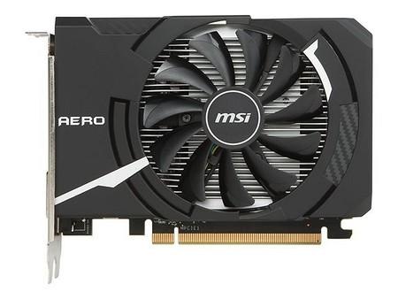 MSI Radeon RX 560 Aero ITX 4G OC 4GB GDDR5