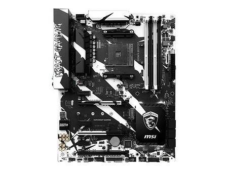 MSI X370 Krait Gaming (7A33-001R)