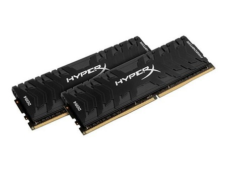 Kingston HyperX Predator 2x 8GB DDR4-3200 (HX432C16PB3K2/16)