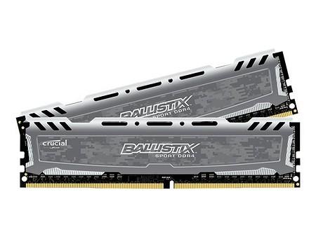 Crucial Ballistix Sport LT 2x 4GB DDR4-2400 (BLS2C4G4D240FSB)