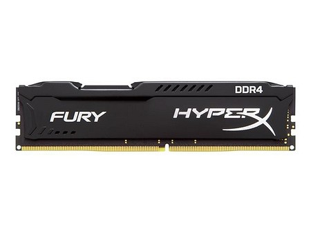 Kingston HyperX Fury 2x 4GB DDR4-2133 (HX421C14FBK2/8)