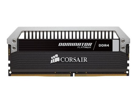 Corsair Dominator Platinum 2x 4GB DDR4-3200 (CMD8GX4M2B3200C16)