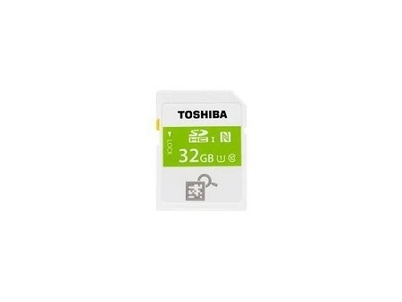 Toshiba NFC + High Speed 32GB (SD-TO32NFC(6)