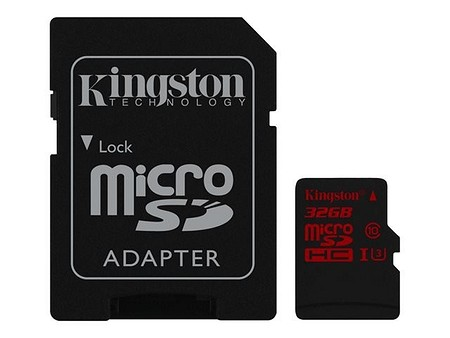 Kingston UHS-I U3 32GB (SDCA3/32GB)