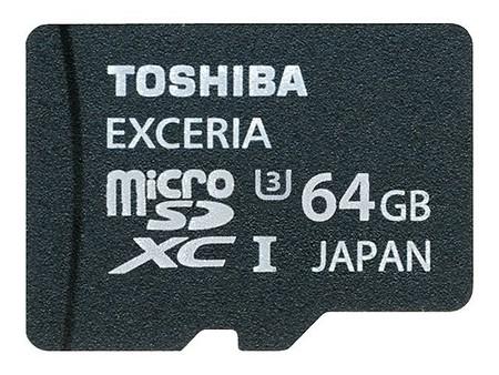 Toshiba Exceria 64GB (SD-CX64UHS1(6)