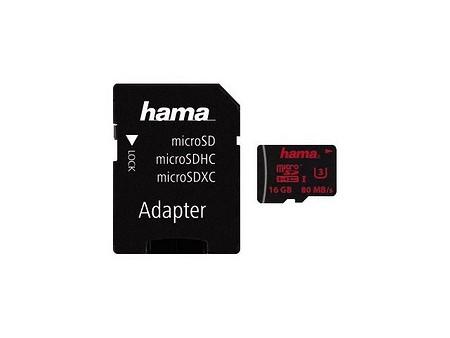 Hama UHS-I 16GB (123980)