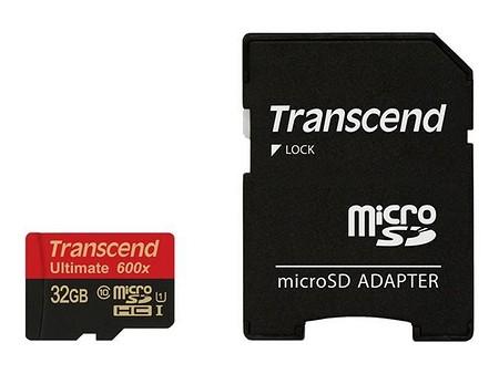 Transcend Ultimate 32GB (TS32GUSDHC10U1)